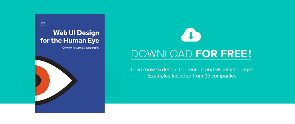 web ui design patterns pdf