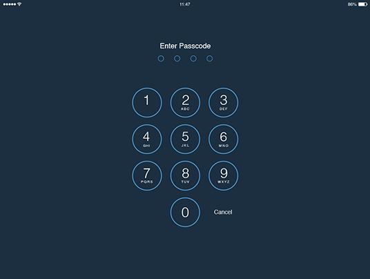 iPad UI Design Kit for Free