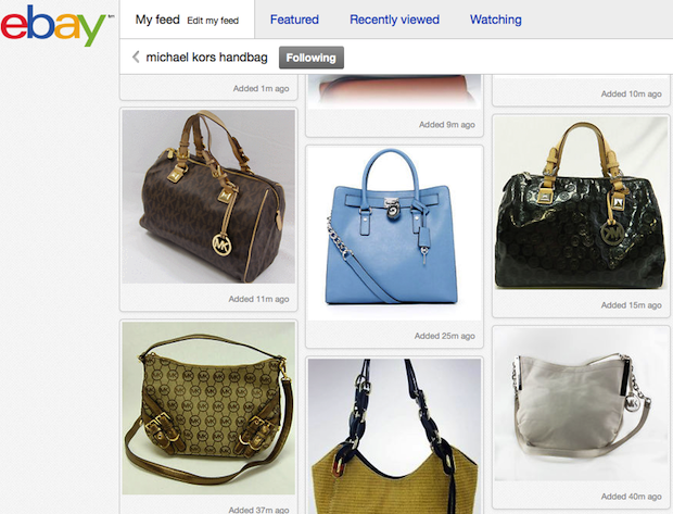 how to change your homepage on ebay