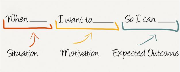 Job Story versus User Story