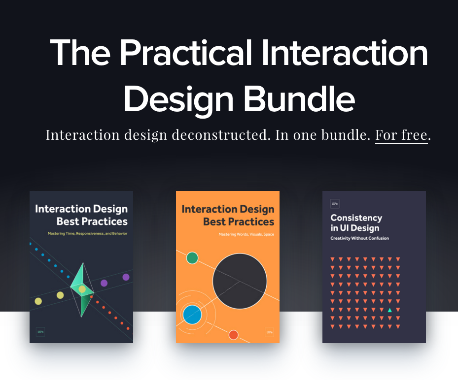 interaction design Learn about the psychological reasons why good ui design works, so that you can build websites and apps that work the way your users think.