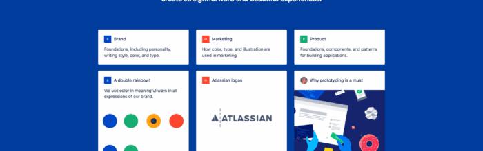 Atlassian Design System Guidelines