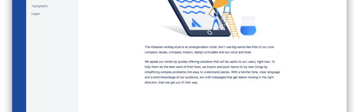 Atlassian Design System Writing Guidelines